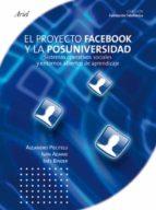 el proyecto facebook y la posuniversidad-alejandro piscitelli-i. adaime-9788408095897