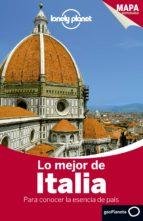 lo mejor de italia 2014 (3ª ed.) (lonely planet) 9788408132097