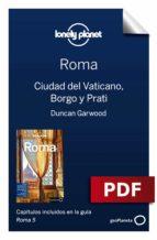 roma 5. ciudad del vaticano, borgo y prati (ebook)-duncan garwood-nicola williams-9788408198697