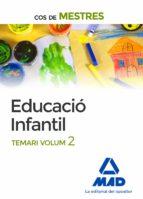 cos de mestres educacio infantil: temari volum 2-9788414202197