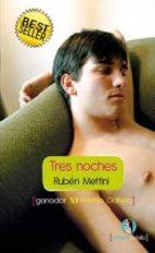 tres noches (ebook)-ruben mettini vilas-9788415294597