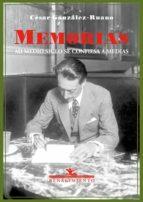 memorias: mi medio siglo se confiesa a medias cesar gonzalez ruano 9788417266097
