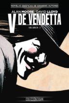 coleccion vertigo nº 03: v de vendetta (parte 2) alan moore david lloyd 9788417509897