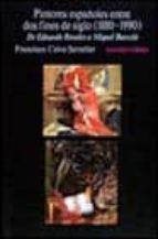 Pintores espaц╠oles entre dos fines de siglo MS WORD Descargar Gratis