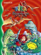 kika superbruja y los dinosaurios (nº 16)-9788421697597