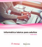 informatica basica para adultos (2ª ed)-claudio veloso-9788426723697