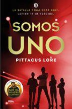 legados lorien 7: somos uno pittacus lore 9788427212497