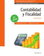 contabilidad y fiscalidad (3ª edición) 2018 jose rey pombo paula rey navarro 9788428341097