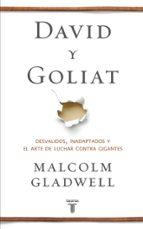 david y goliat-malcolm gladwell-9788430607297