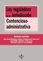 ley reguladora de la jurisdiccion contencioso administrativa (9ª ed.) victor moreno catena 9788430951697