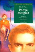 poesia escogida blas de otero 9788431665197