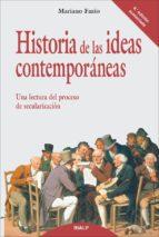 historia de las ideas contemporaneas: una lectura del proceso de secularizacion (3ª ed) mariano fazio 9788432139697