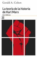 teoria de la historia de karl marx, la una defensa-gray g. cohen-9788432305597