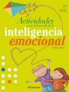 actividades para el desarrollo de la inteligencia emocional en lo s niños-sergi camara-9788434233997