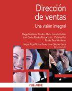 direccion de ventas: una vision integral miguel angel moliner tena 9788436832297