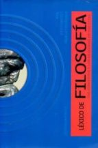 lexico de filosofia-9788446011897