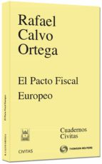 el pacto fiscal europeo rafael calvo ortega 9788447041497