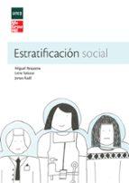estratificacion social miguel requena leire salazar 9788448183097