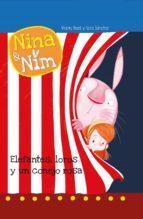 elefantes, loros y un conejo rosa (serie nina y nim) (ebook)-vicenç tuset-9788448847197