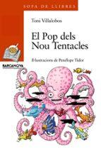 el pop dels nou tentacles-toni villalobos-9788448911997