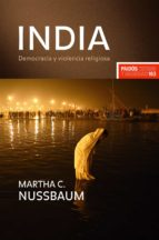 india martha c. nussbaum 9788449322297