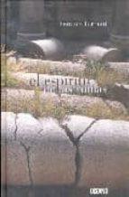 Descarga gratuita de obras de derecho en formato pdf El espiritu de las ruinas