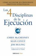 las 4 disciplinas de la ejecución chris mcchesney sean covey 9788466344197