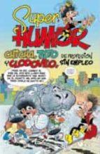 super humor nº 46: chica, tato y clodoveo-francisco ibañez-9788466638197
