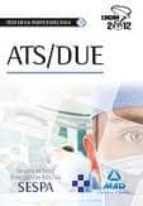 ATS/DUE DEL SERVICIO DE SALUD DEL PRINCIPADO DE ASTURIAS. TEST DE LA PARTE ESPECIFICA