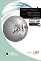 cuaderno del alumno intervencion psicologica en estres laboral, m obbing y sindrome de burnout.formacion para el empleo: cuaderno del alumno-fermin perez aguilera-9788468113197