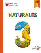 naturales 3º primaria comunidad de madrid. (aula activa)-9788468227597