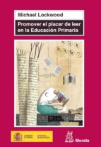 promover el placer de leer en educación primaria (ebook)-michael lockwood-9788471126597