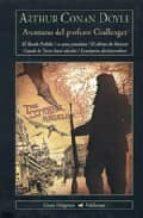 las aventuras del profesor challenger-arthur conan doyle-9788477025597