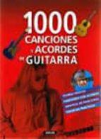 1000 canciones y acordes de guitarra-j. olano-9788479713997