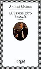 el testamento frances andrei makine 9788483107997