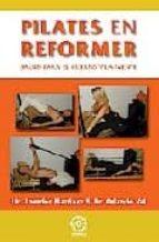 pilates en reformer: salud para el cuerpo y la mente lourdes martinez orlando vai 9788483521397