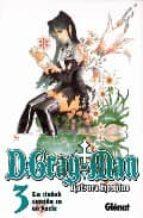d-gray man nº 3 (3ª ed.)-hoshino katsura-9788483572597
