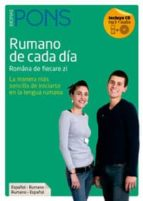 rumano de cada dia libro + cd (audio y mp3) 9788484434597