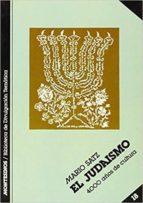 el judaismo mario satz 9788485859597