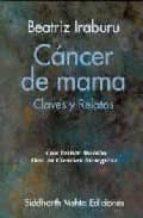 cancer de mama: claves y relatos-beatriz iraburu-9788486830397