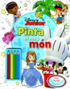 Disney junior. pinta el meu mцЁn 978-8490574997 por Vv.aa. PDF uTorrent