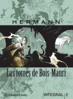 las torres de bois mauri (integral) nº 02/03 9788491469797