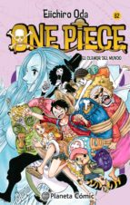 one piece nº 82-eiichiro oda-9788491531197