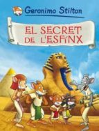 (pe) geronimo stilton. el secret de l esfinx geronimo stilton 9788492671397