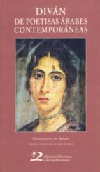 diván de poetisas árabes contemporáneas 9788494393297