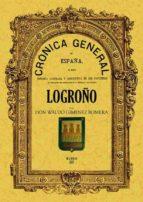 cronica de la provincia de logroño (facsimil)-waldo jimenez romera-9788495636997