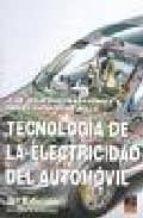 tecnologia de la electricidad del automovil (2º edicion corregida y aumentada)-miguel angel perez bello-juan jesus martin hernandez-9788496437197