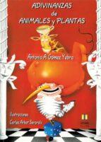 adivinanzas de animales y plantas antonio a. gomez yebra 9788497000697