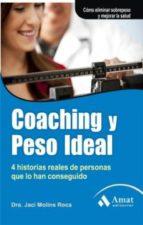 coaching y peso ideal (ebook) jaci molins roca 9788497355797