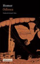 El libro de Odissea autor HOMER DOC!